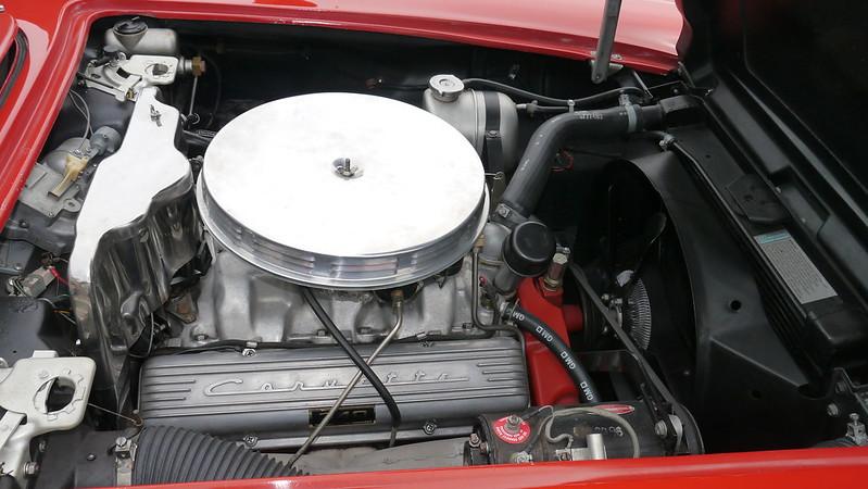 Chevrolet Corvette 1962 41953864095_8250dc6221_c