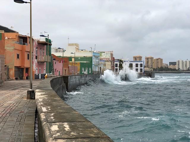 Barrio de San Cristóbal en Las Palmas de Gran Canaria
