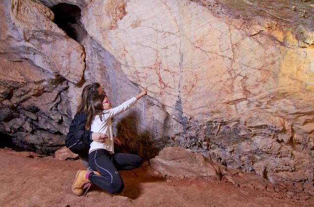 Cueva del Niño en Aýna (Sierra del Segura y Alcaraz, Albacete)