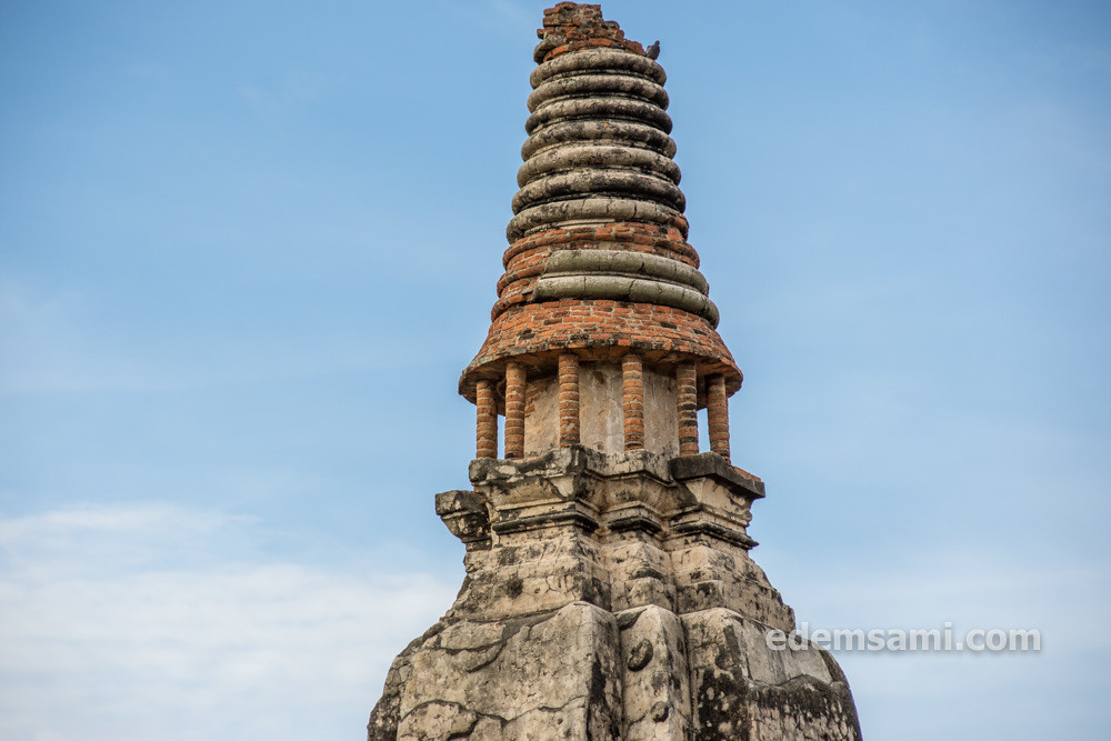 Аюттхая Ват Чай исторический парк