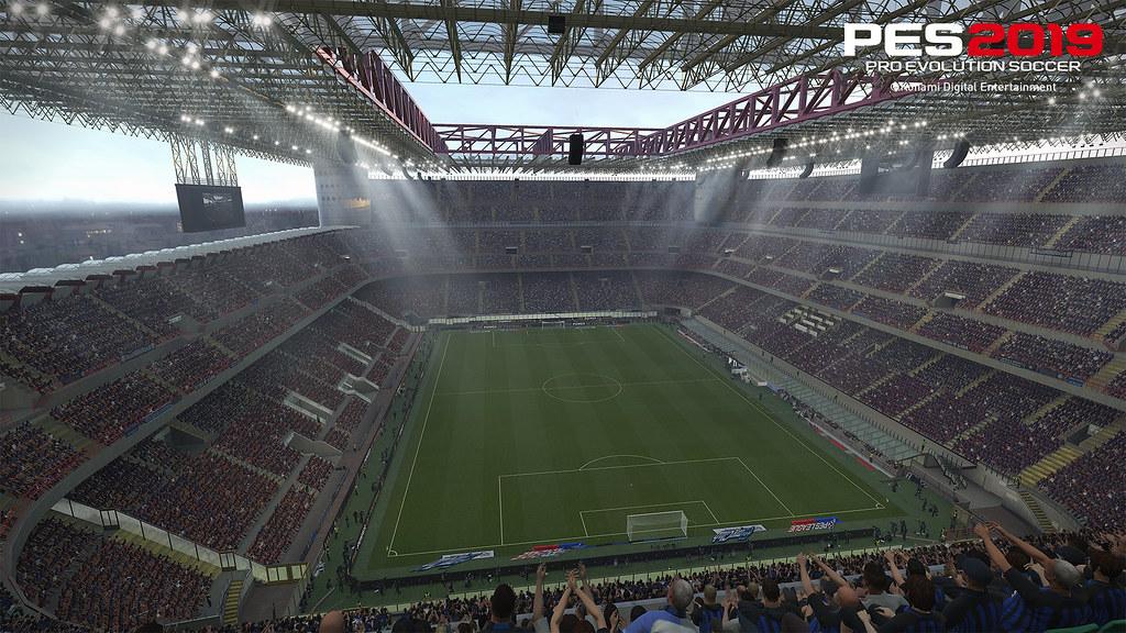 42097113905 1336278bed b - Pro Evolution Soccer 2019 – Mechanisch und optisch eine runde Sache