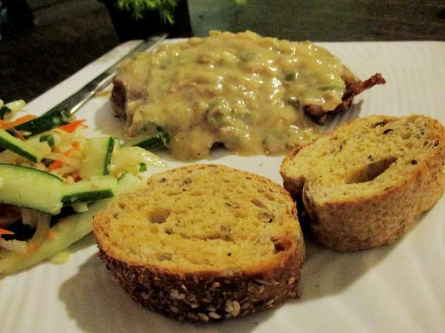 Payung Cafe chicken chop
