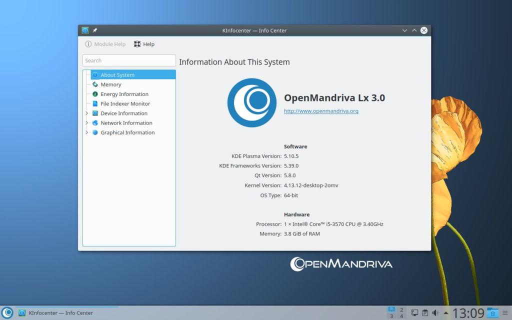 OpenMandriva-Lx-3