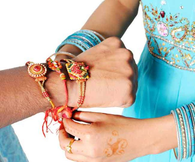 raksha bandhan 2018 date and time