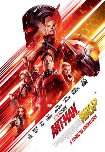 Ant-Man ve Wasp (2018)