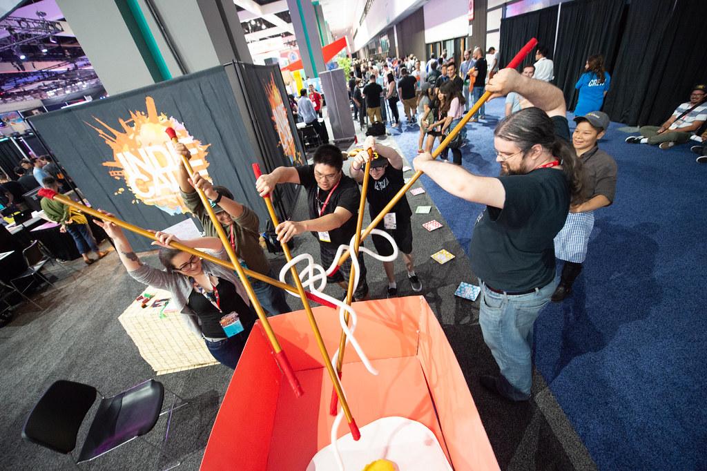 IndieCade Showcase @ E3 2017 Highlights