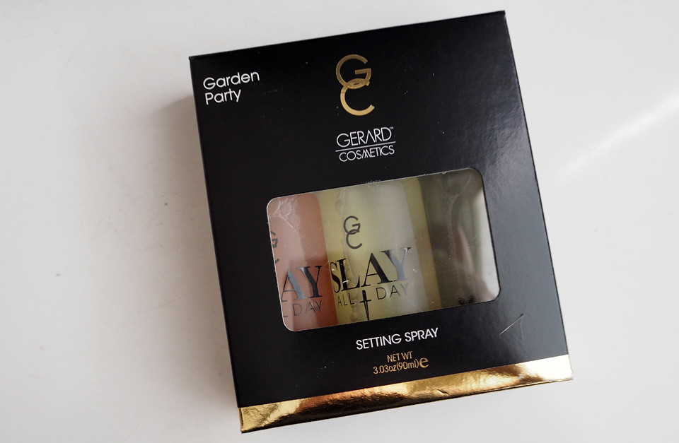 gerard cosmetics garden party