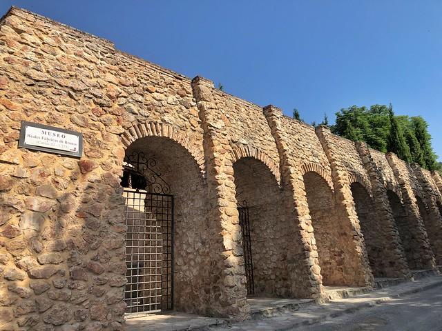 Museo Reales Fábricas de bronce (Riópar, Albacete)
