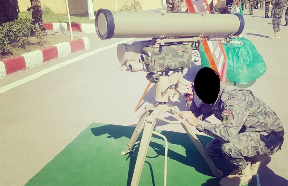 القوات البرية الجزائرية [  Missiles Anti-Chars ]   - صفحة 3 28226124407_afea3c2c0b_o