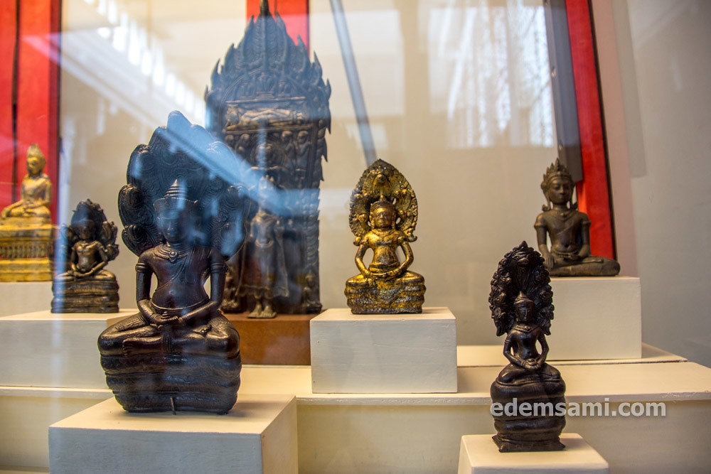 Национальный музей Таиланд Аюттхая
