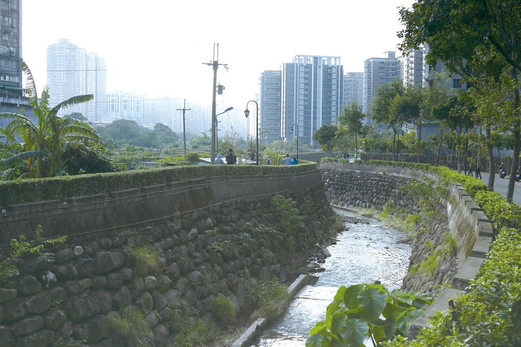 漢洋交融山河對話,淡水生態好生活
