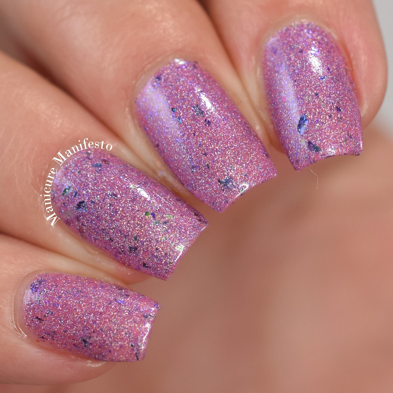 Girly Bits Cosmetics Sample Polish