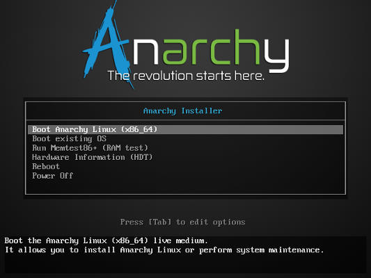 Anarchy-Linux