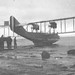 A Curtis Flying Boat on Lough Foyle in 1918