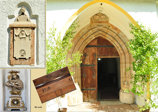 Grassau Chiemgau ... Pfarrkirche Mariä Himmelfahrt ... Fotos: Brigitte Stolle