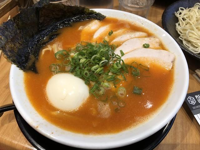 墨爾本美食 拉麵店 博多元助(雞)