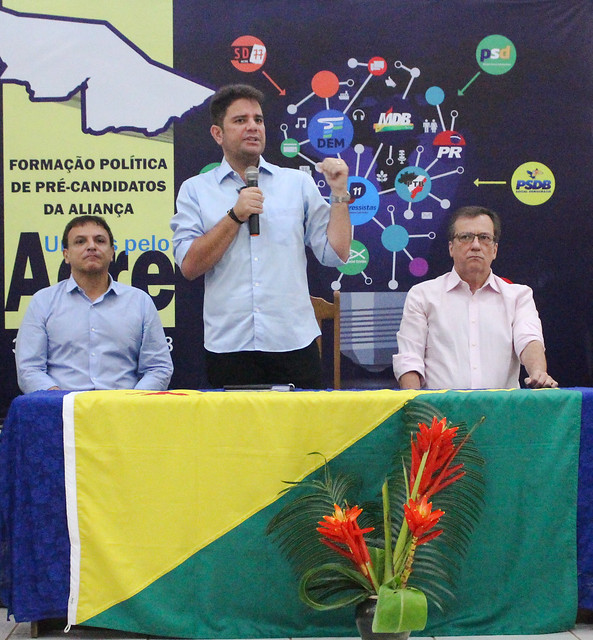 Palestra Luciano Dias Rio Branco