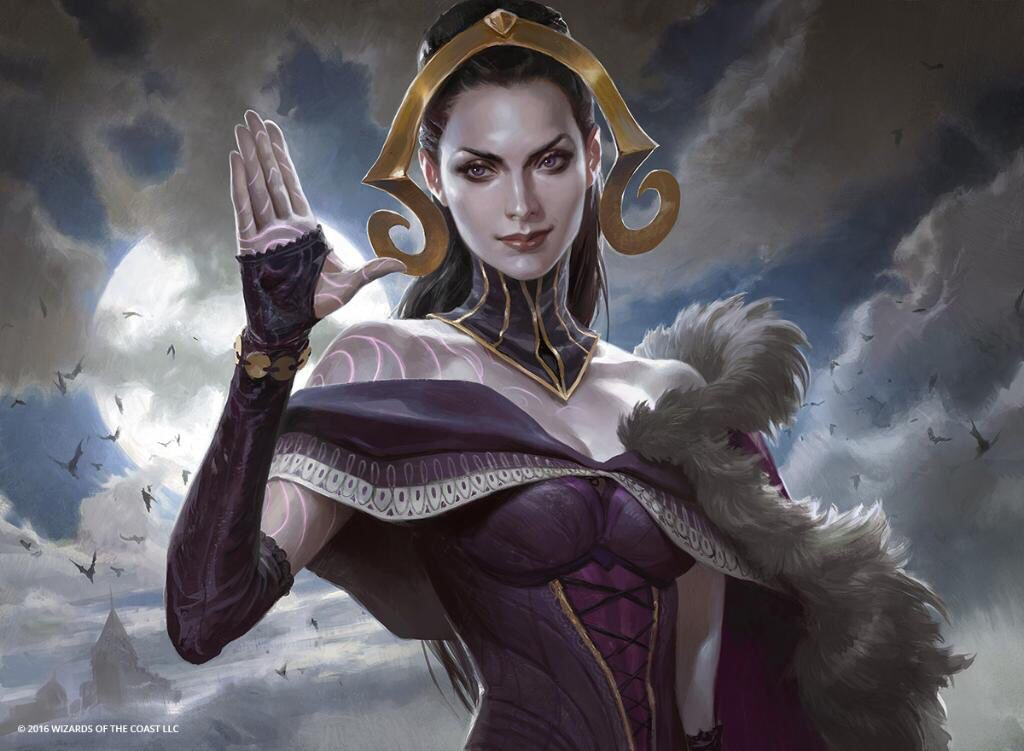 7c086476b556 The Planeswalker Files  Liliana