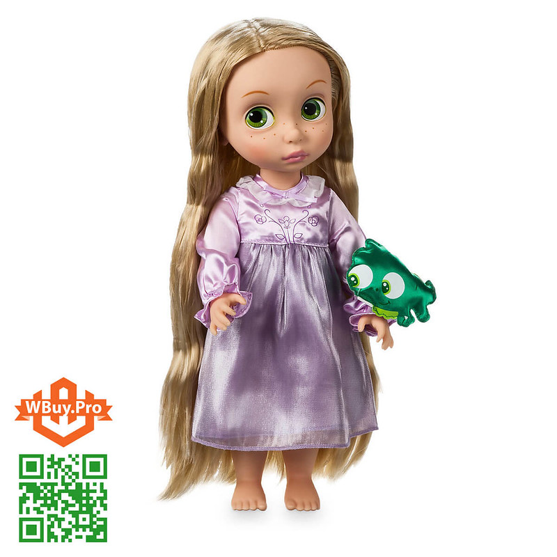 Búp bê Disney Moana Classic Doll - 30 cmBúp bê Disney Rapunzel 40cm - Disney Animators