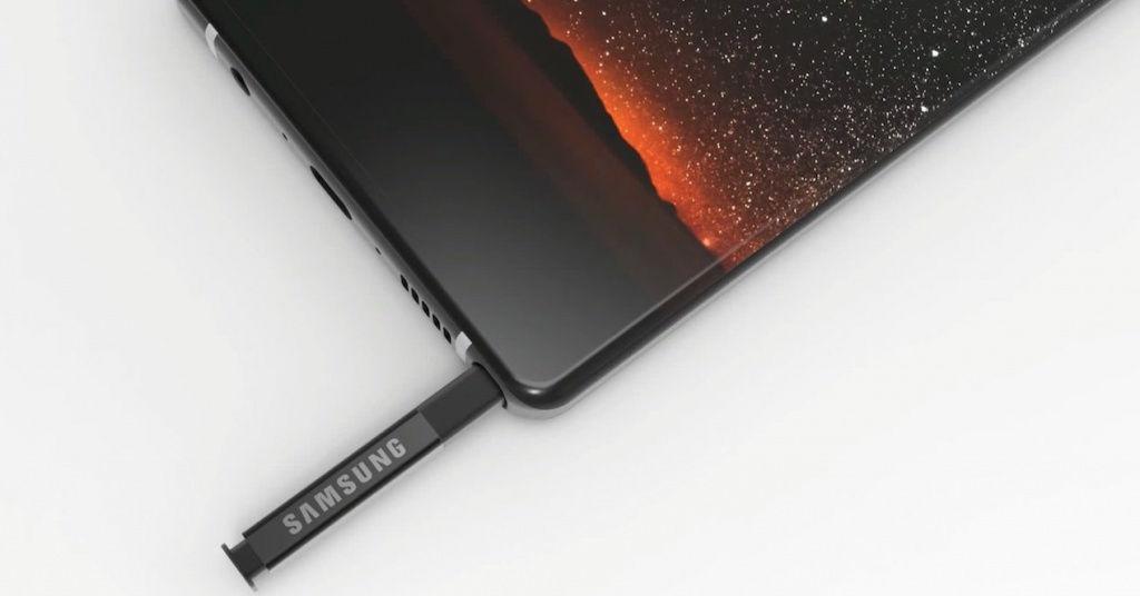 Una nueva filtración del Samsung Galaxy Note 9 nos revela la enorme batería que va a montar