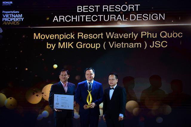 MIKGroup chiến thắng 4 giải thưởng tại PropertyGuru Vietnam Property Awards 2018 1