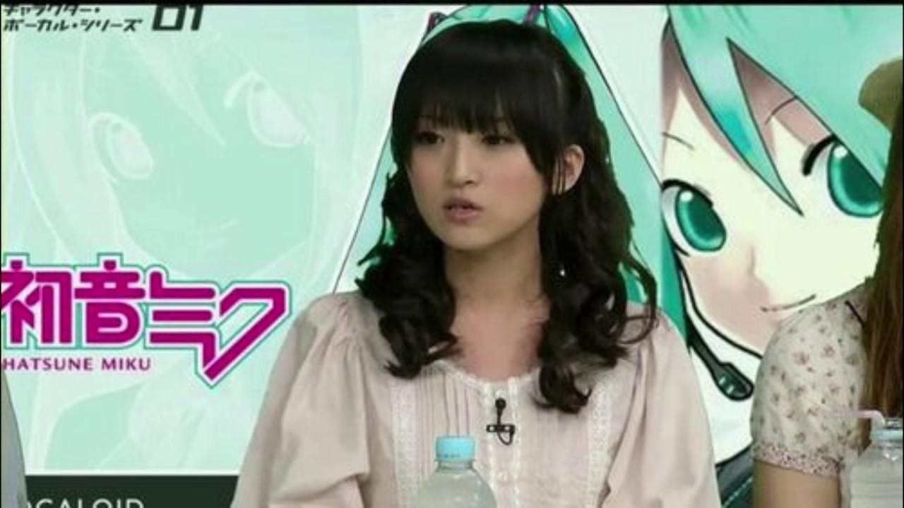080102 – 聲優「藤田咲」接受網站J-CAST專訪、暢談『初音ミク』(初音未來 Hatsune Miku)幕後配音甘苦談!