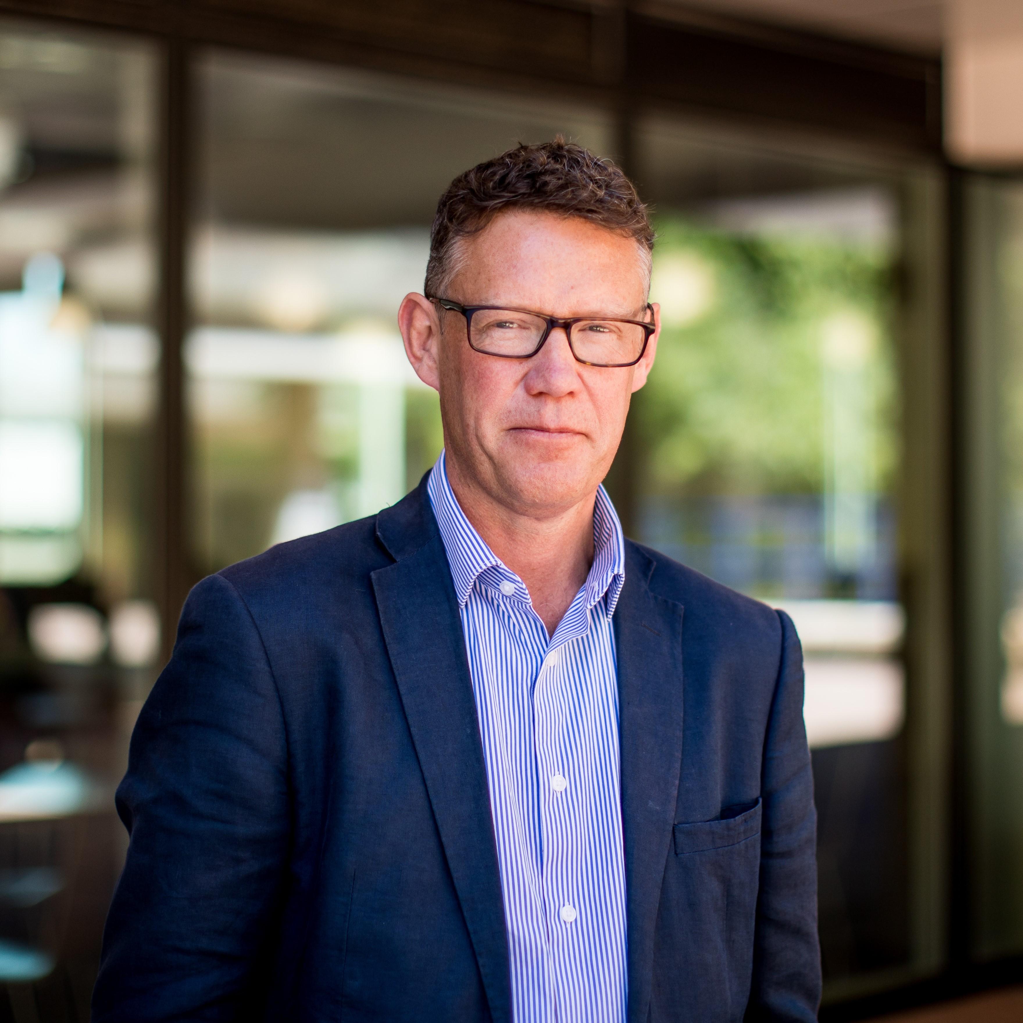 Profile photo of Stephen Rangecroft