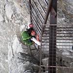 Pas de Chevre Ladders