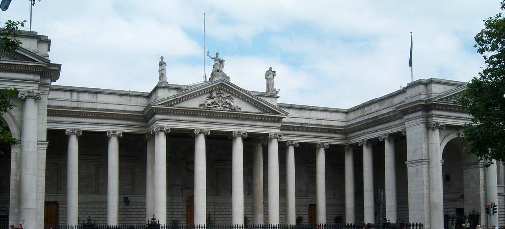 愛爾蘭議會。Becky Hagan(CC BY-NC-ND 2.0)