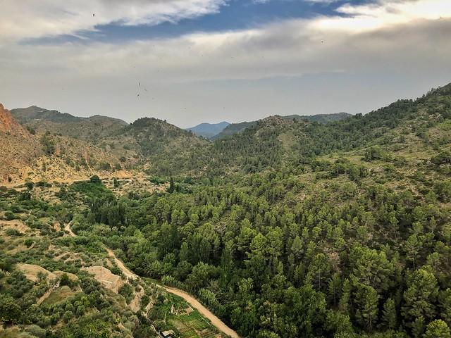 La Sierra del Segura (Albacete)