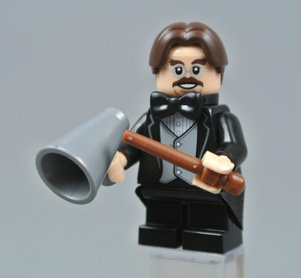 Lego mad-eye moody choose parts legs torso head hair bar wand potion flask