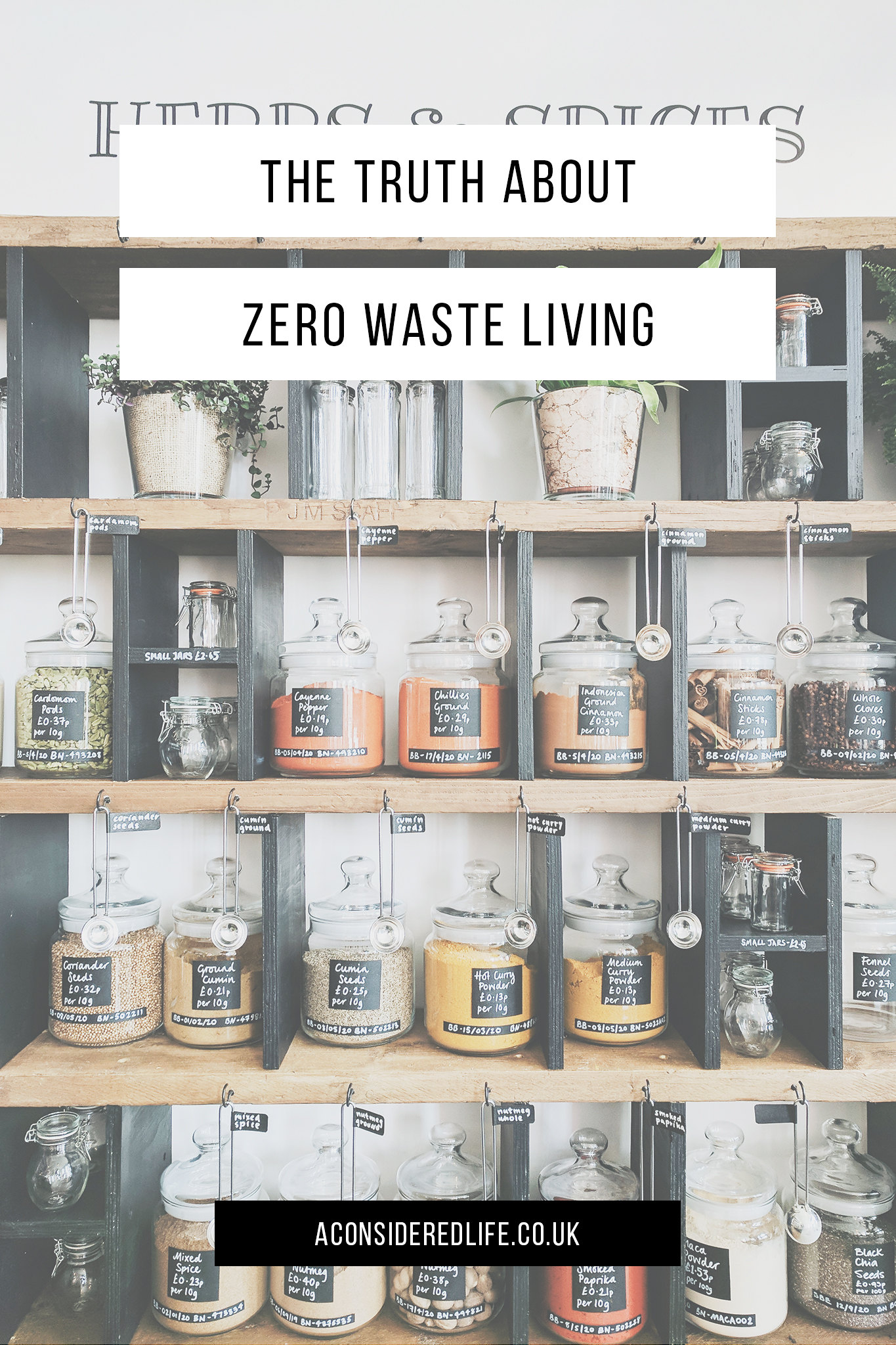 The Important Truths About Zero Waste