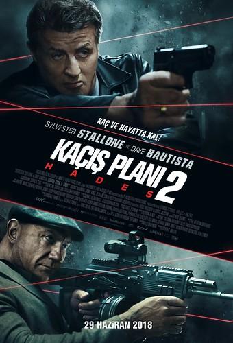 Kaçış Planı 2: Hades - Escape Plan 2: Hades (2018)