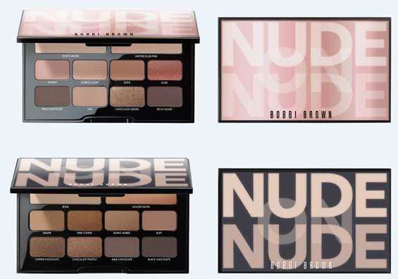 Bobbi Brown: La nueva Nude on Nude Palette