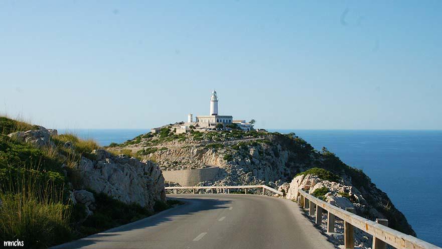 cabo de Formentor Mallorca