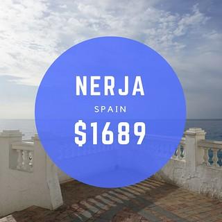 Nerja Spain $1689 mo