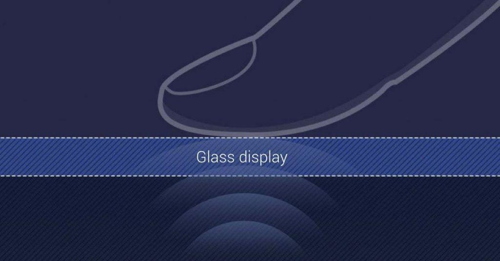 Samsung patenta un sensor de huellas a pantalla completa y con funciones avanzadas