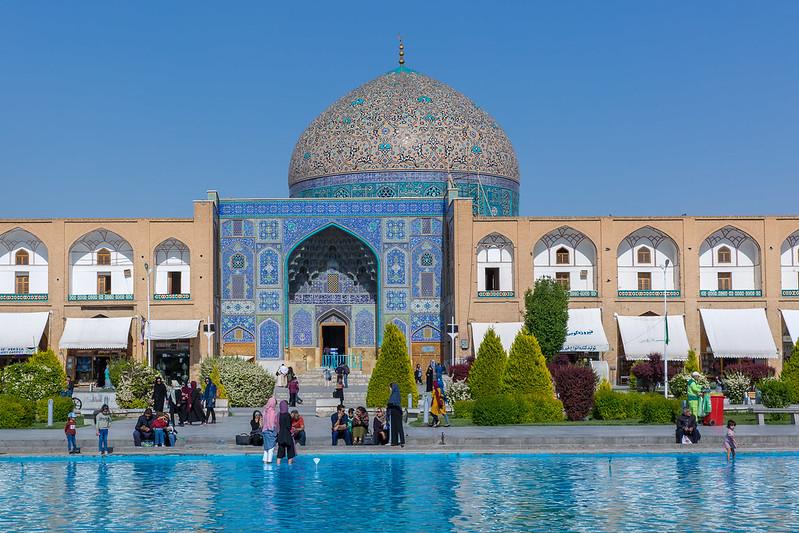 Иран. Часть 4. Исфахан