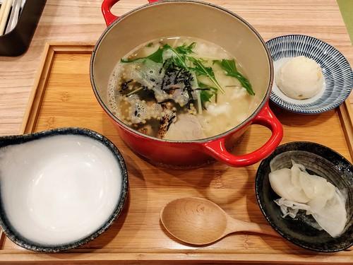 Aburi Chicken Shio Cha-nabe