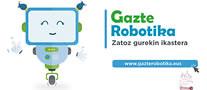 Gazte Robotikaren iragarki-kartela