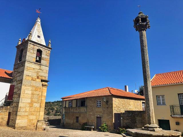 Pelourinho de Castelo Mendo (Portugal)