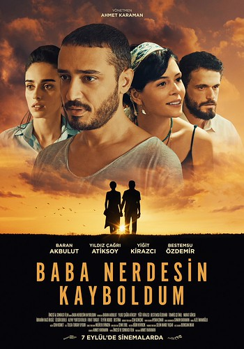 Baba Nerdesin Kayboldum (2018)