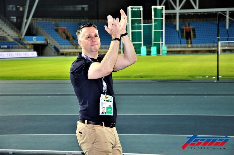 台灣男足總教練Gary White。(資料照,張哲郢/攝)