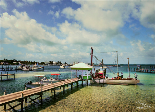 Image of Great Guana Cay in the Outer Banks in the Bahamas