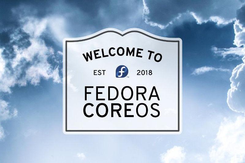 FedoraCoreOS
