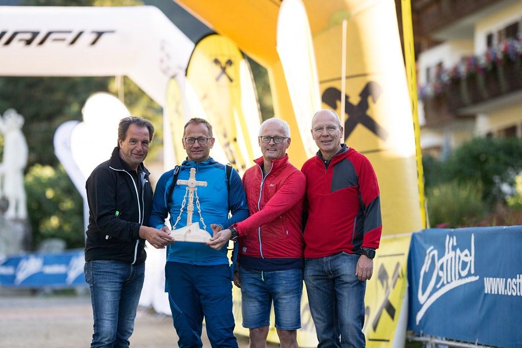 Thank you Hubert Rusch! | (c) Markus Fruhmann