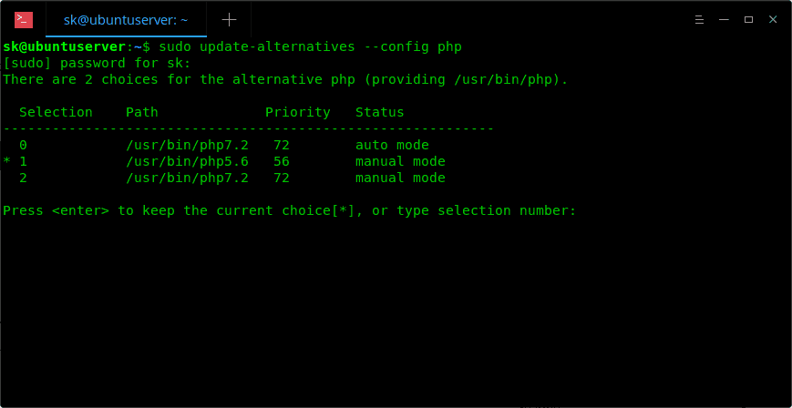 php-configuration