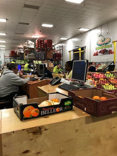 Ryeco, LLC Terminal Market Store Display