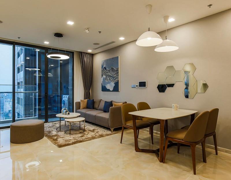 Thiết kế nội thất Căn hộ Vinhomes Golden River