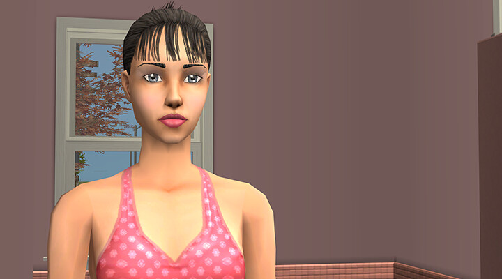 Sims notables: Begoña Simblanca